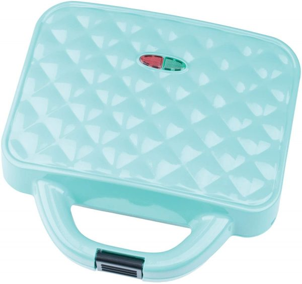 Brentwood Appliances Couture Purse Nonstick Dual Waffle Maker - Blue
