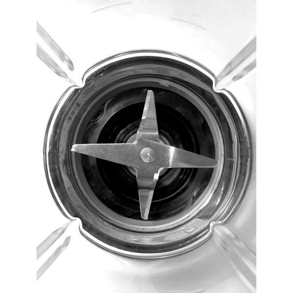 Koblenz 1.5-Liter Kitchen Magic Collection 3 Speed and Pulse Glass Jar Blender