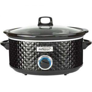 Brentwood Appliances 7-Quart Slow Cooker - Black
