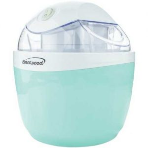 Brentwood Appliances 1-Quart Ice Cream and Sorbet Maker