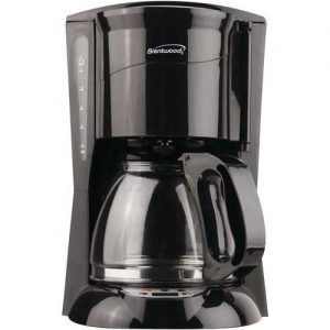 Brentwood Appliances Digital 12-Cup Coffee Maker - Black