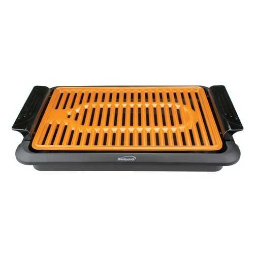 Brentwood Appliances 1,000-Watt Indoor Electric Copper Grill