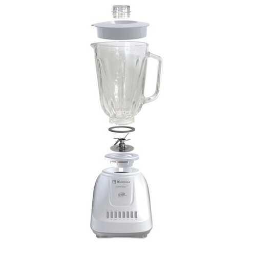 Koblenz 1.5-Liter Kitchen Magic Collection 10 Speed and 2 Pulses Glass Jar Blender