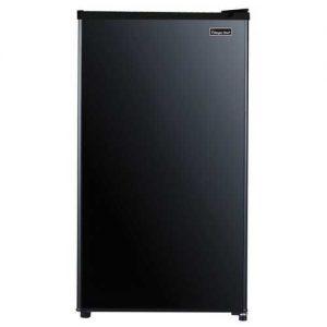 Magic Chef 3.2 Cubic-Ft Compact Refrigerator (Black)