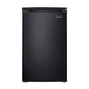 Magic Chef 4.4 Cubic-Foot Compact All-Refrigerator (Black)