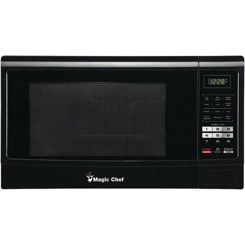 Magic Chef 1.6 Cubic-Foot Countertop Microwave