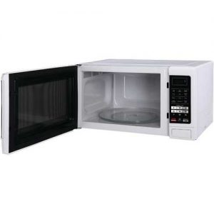 Magic Chef 1.6 Cubic-ft Countertop Microwave (White)