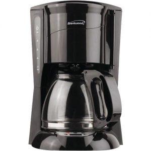 Brentwood Digital 12-cup Coffee Maker (Black)