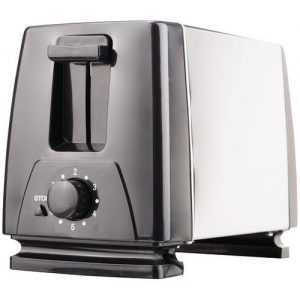 Brentwood Cool Touch 2-Slice Extra Wide Slot Toaster