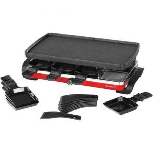 The Rock By Starfrit The Rock Raclette And Party Grill Set