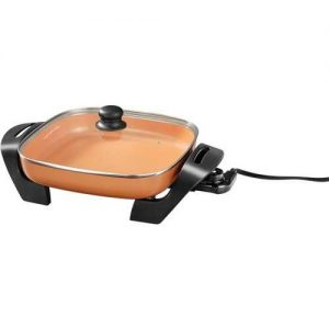 Starfrit Eco Copper Electric Skillet