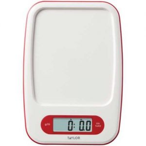 Taylor Precision Products Multipurpose Digital Kitchen Scale