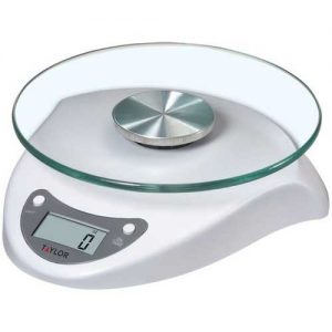 Taylor Precision Digital Glass-top Kitchen Scale