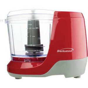 Brentwood 1.5-Cup Mini Food Chopper