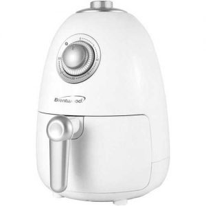 Brentwood Appliances 2-quart Small Electric Air Fryer With Timer And Temperature Control