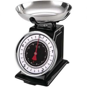 Gourmet By Starfrit Retro Mechanical Kitchen Scale