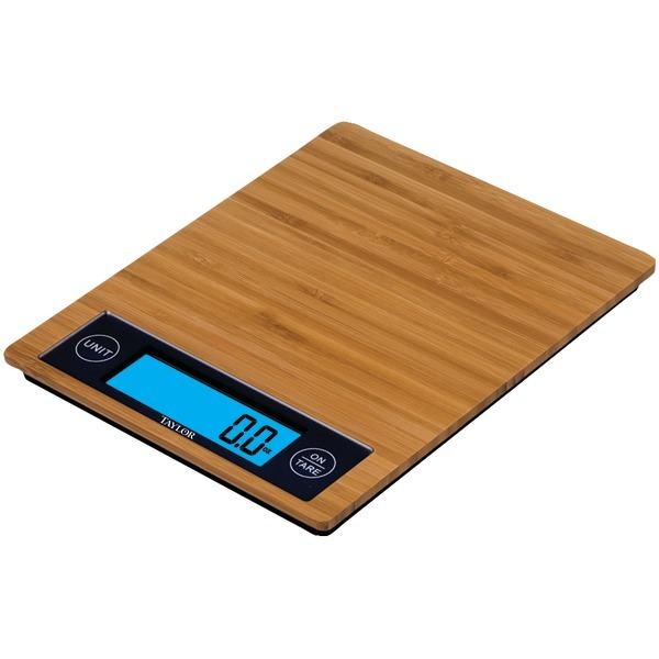 Bamboo Digital Kitchen Scale