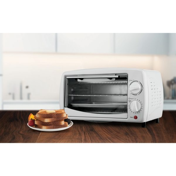 Brentwood Appliances 4-Slice Toaster Oven