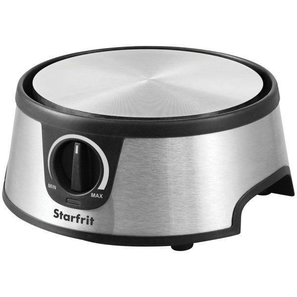 THE ROCK by Starfrit 3.2-Quart Electric Fondue Set